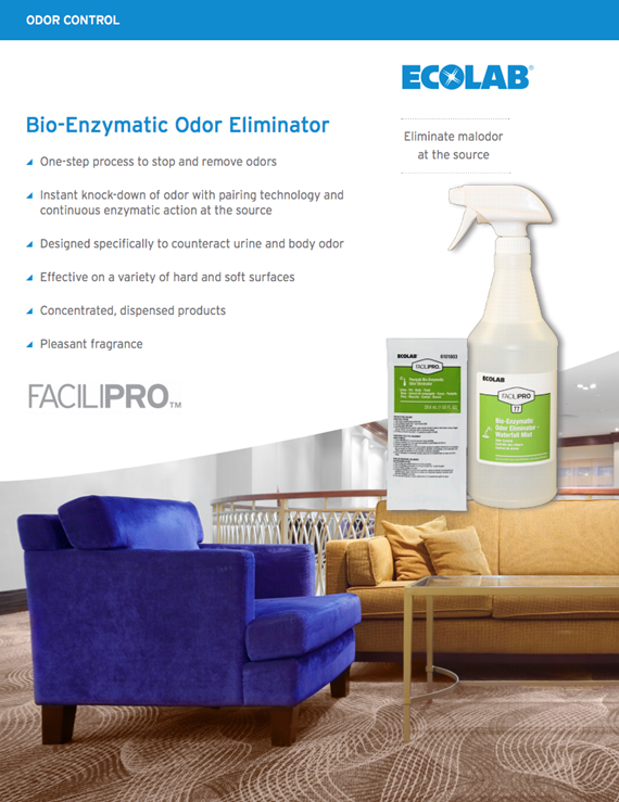 FACILIPRO 77 Bio Enzymatic Odor Eliminator