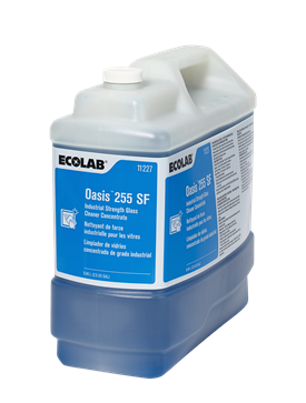 Oasis 255 SF Industrial Strength Glass Cleaner Concentrate